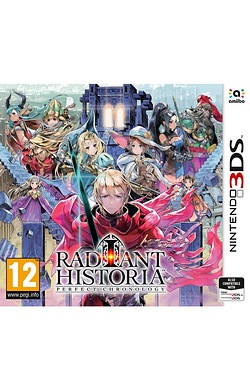 3DS: Radiant Historia Perfect Chronology