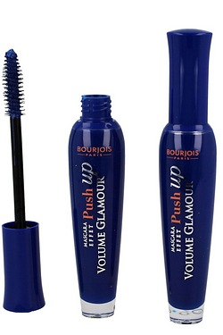 Bourjois Push Up Volume Glamour No 73 Blue Twin Pack