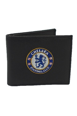Chelsea Embroidered Crest Wallet
