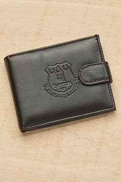 Everton Embossed Leather Wallet