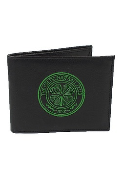 Celtic Embroidered Wallet