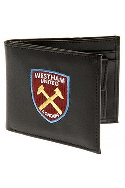 West Ham Embroidered Wallet
