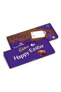 Dairy Milk Happy Easter Bar 850g