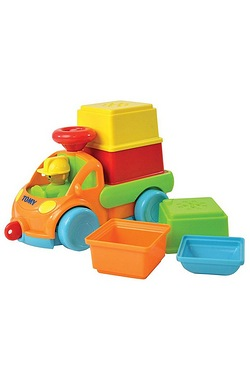 Tomy Stack and Stack Play Truck