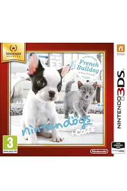 Nintendo 3DS: Bulldog and Friends Selects