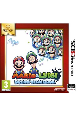 Nintendo 3DS: Mario and Luigi Select Dream Team TM
