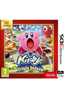 Nintendo 3DS: Kirby Triple Deluxe Selects