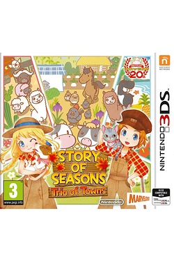Nintendo 3DS: Story of Seasons 3