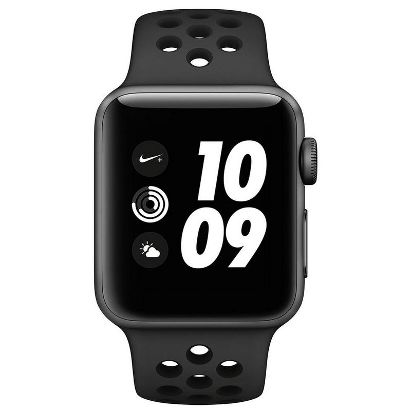 Compare prices with Phone Retailers Comaprison to buy a Apple Watch Nike+ Series 3 38mm GPS Watch