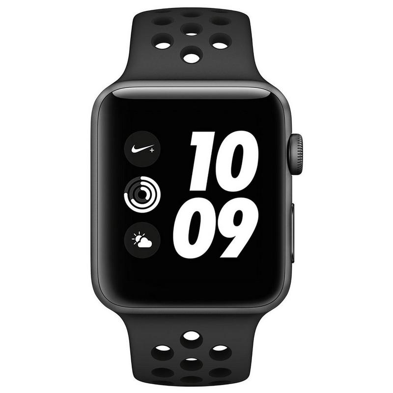 Compare prices with Phone Retailers Comaprison to buy a Apple Watch Nike Series 3 42mm GPS Watch