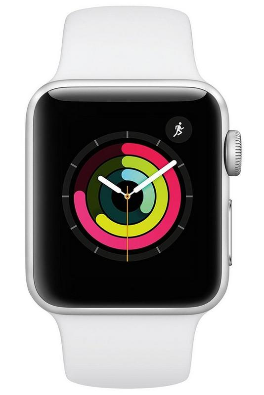 Compare retail prices of Apple Watch Series3 38mm GPS with Sport Band to get the best deal online