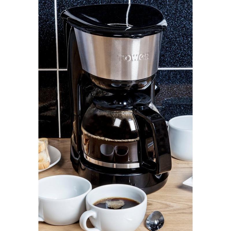 Tower 10 Cup Coffee Machine