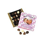 Personalised Chocolate Box - Pink
