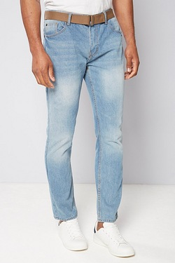 TG Denim Straight Fit Jean