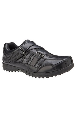Boys Skechers Z-Strap Shoe
