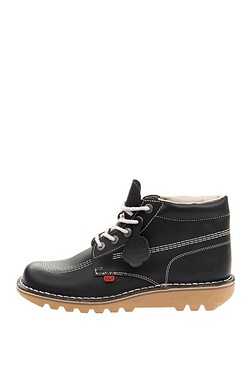 Mens Kickers Kick Hi Leather Boot