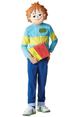Horrid Henry Dress Up