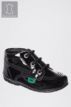 Girls Kickers Kick Hi Boot Baby