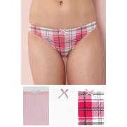 Yourstyle Pack Of 3 Mini Briefs
