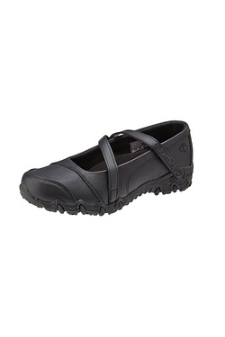 Girls Skechers Gemz Foglights Shoe