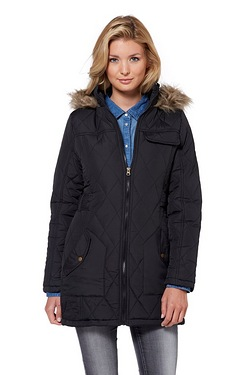 Brave Soul Quilted Jacket