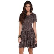 Skater Dress By Club L