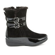 Beautiful You Double Buckle Boot