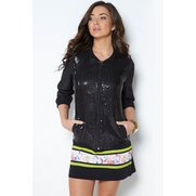Adore Bomber Jacket - Sequin