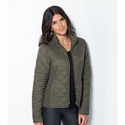 Yourstyle Quilted Jacket