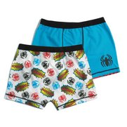 Boys Spider-Man Pack Of 2 Boxers