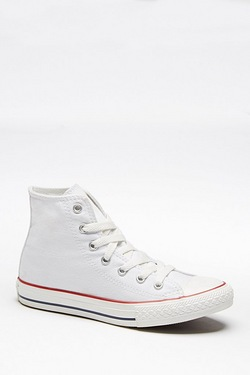 Girls Converse Hi Top - Junior