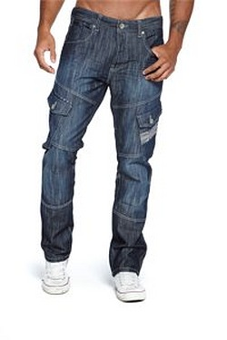 Crosshatch Cargo Jean