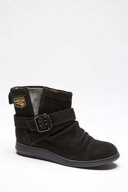 Rocket Dog Suede Slouch Ankle Boot