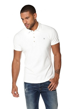 Diesel Alfred Polo Top - Small