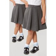 Pack Of 2 Ponte Skirts
