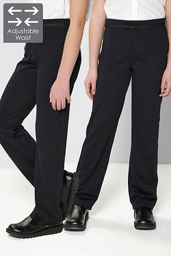 Pack Of 2 Ponte Trousers