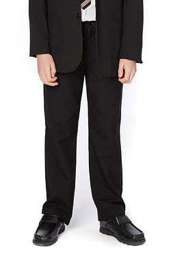 Older Boy's Slim Leg Trousers