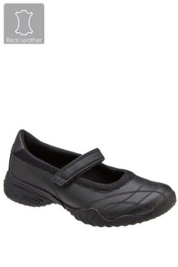 Girls Skechers Mary Jane Velocity Shoe