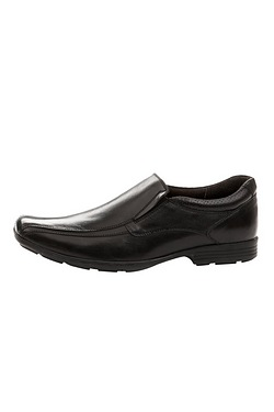 Pod Lincoln Slip On Leather Shoe