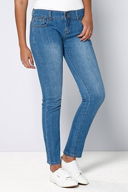 Be You Evie Plain Skinny Jean