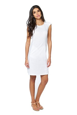 Be You Linen Blend Dress