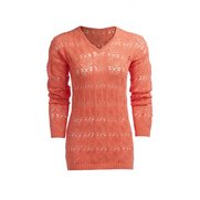 Be You Openwork Sweater