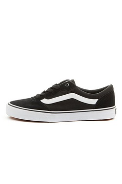 Vans Milton Suede Canvas Pump