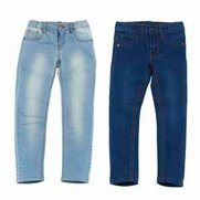 Girls Pack Of 2 Skinny Jeans
