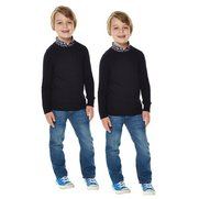 Boy's Pack Of 2 Jeans