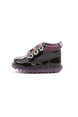 Girls Kickers Hi Colfi Infant Boot