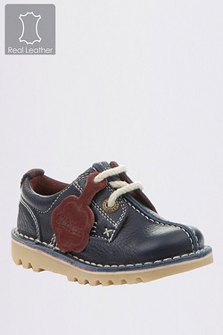 Boys Kickers Kick Reverse Shoe
