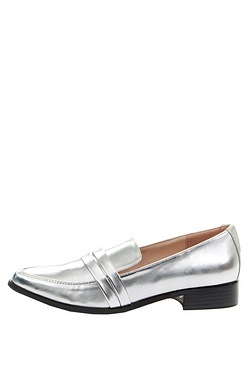 Be You Faux Pony Skin Loafer