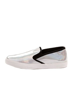 Be You Round Toe Skater Shoe