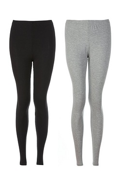 Just Me Pack Of 2 Leggings